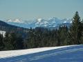 Blick zum Alpstein